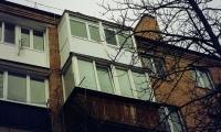 Балкон ул. Ак. Королева 32