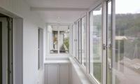 Окна, отделка балконов1