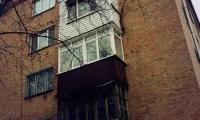 балкон ул. Г. Сталингрда 21