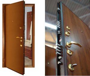 Бронированные двери и металлические в Кропивницком dbe9ab33a4fe4
