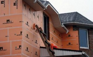 Заделка швов в панельных домах внутри